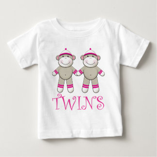 Twin Girls Infant Tee