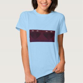 """""""Twin Hearts"""" women's T-Shirt by Zoltan Buday"""