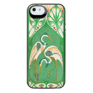 Twin Herons iPhone SE/5/5s Battery Case