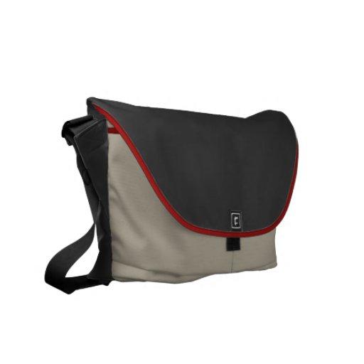 Twin Lights Leisure Bag Messenger Bag
