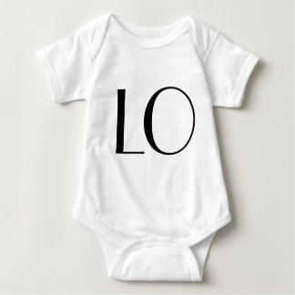 Twin love baby bodysuit