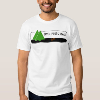 twin of pines mall tshirts