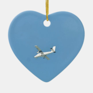 Twin Otter In Flight Christmas Ornament