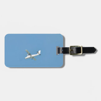Twin Otter In Flight Luggage Tag