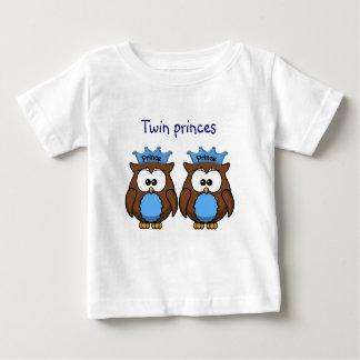 twin owl princes shirt