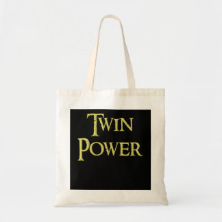 Twin-power, tote-bag, for sale ! budget tote bag