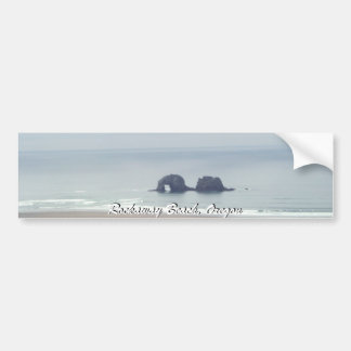 Twin Rocks Bumper Sticker