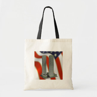 Twin Tower Memorial Budget Tote Bag