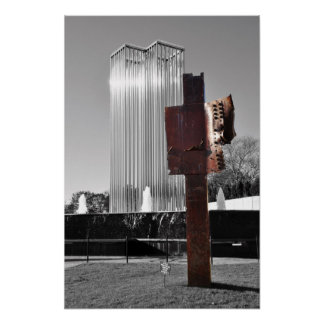 Twin Towers Memorial 2 Poster