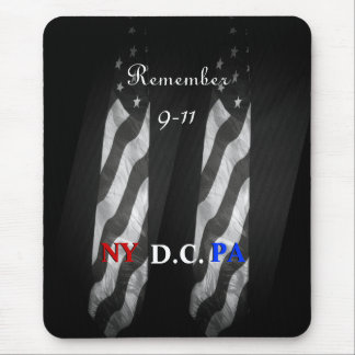 Twin Towers Mouse Mat