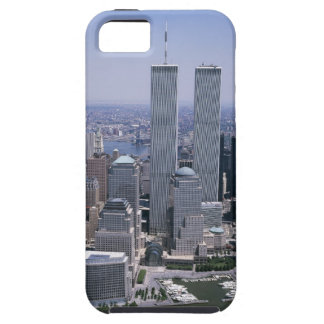 Twin Towers NYC iPhone 5 Cover