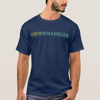 TWIN WRANGLER T-shirts and Hoodies