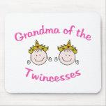 Twincess Grandma Mouse Mat
