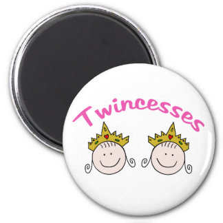 Twincess Graphic Magnet
