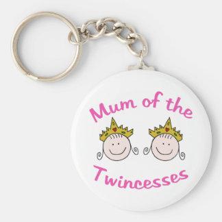 Twincess Mum Key Ring