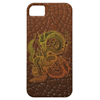 Twindragon (Y) Barely There iPhone 5 Case