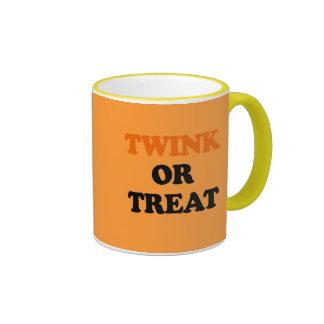 TWINK OR TREAT COFFEE MUG