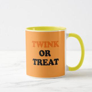 TWINK OR TREAT MUG