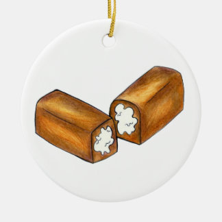 Twinkie Cream-Filled Snack Cake Food Foodie Gift Christmas Ornament