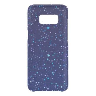 Twinkle Blue Stars2 Uncommon Samsung Galaxy S8 Case