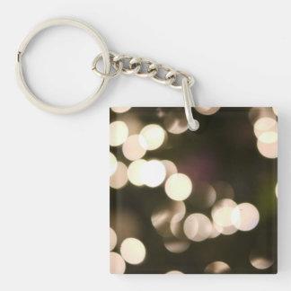 Twinkle Lights Key Ring