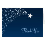 Twinkle Little Shooting Star Baby Shower Note Card