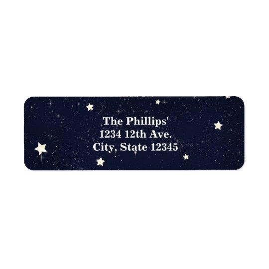 Twinkle Little Star Starry Sky Baby Shower