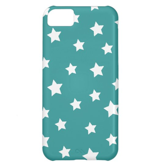 twinkle star iPhone case- choose your background iPhone 5C Case