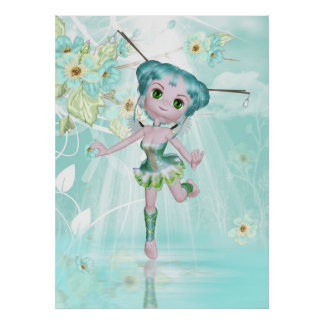 Twinkle The Little Fairy Poster