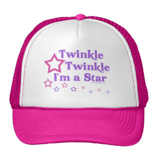 Twinkle Twinkle I'm a Star Hat