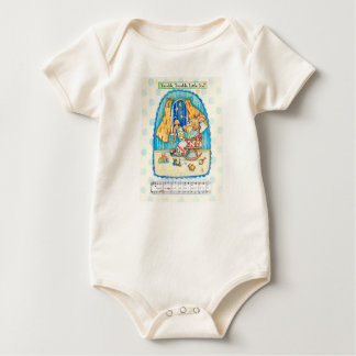 Twinkle Twinkle little star..... Baby Bodysuit