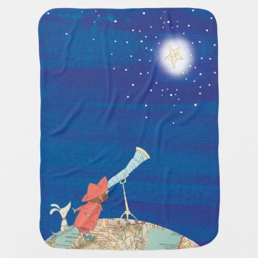 Twinkle, Twinkle, Little Star blanket Baby Blankets