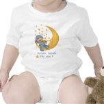 Twinkle Twinkle Little Star (blue) Infant T Shirts