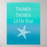 Twinkle Twinkle Little Star Fish (Ocean Beach)