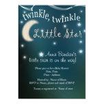 Twinkle, twinkle, little star invite