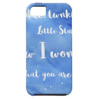 Twinkle Twinkle Little Star iPhone 5 Case