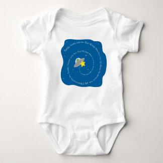 twinkle twinkle little star onesy infant creeper