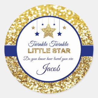 Twinkle twinkle little star stickers
