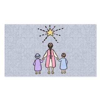 Twinkle, Twinkle Little Star Vintage Nursery Rhyme Pack Of Standard Business Cards