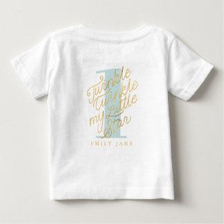 Twinkle twinkle my little star baby T-Shirt