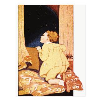 Twinkle Twinkle Postcard