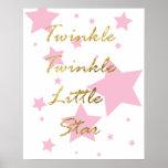 Twinkle Twinkle Poster