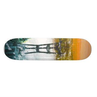 TwinPeaksFr3aks 20 Cm Skateboard Deck