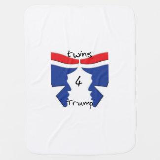 Twins4Trump blanket