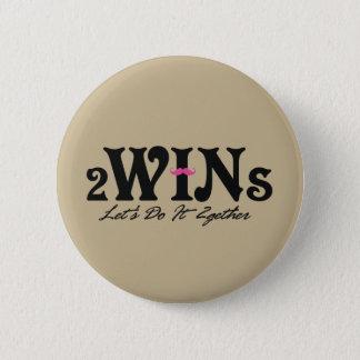 twins button