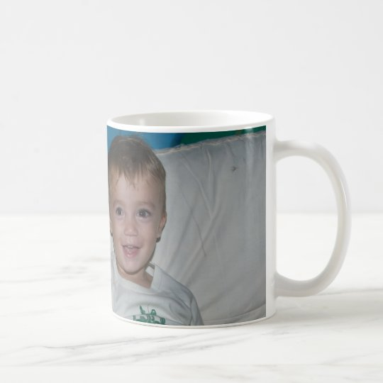 Twins in Tractor Jammies Coffee Mug