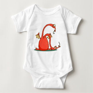 Twins monster baby bodysuit
