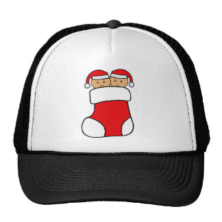 Twins Stocking Graphic Cap