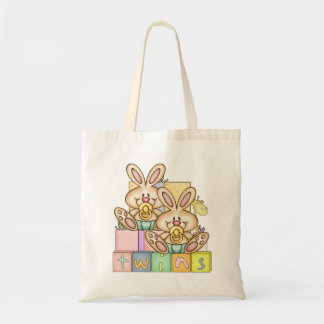 Twins Tote Bag, Tote Bag For New Mom - Mum