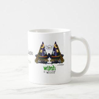 Twins - Which Witch mug